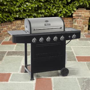 bbq pro 5 burner gas grill with side burner limited
