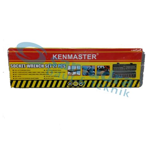 Kunci Sok Multi Power kunci sok sock set 27 pcs kenmaster elevenia