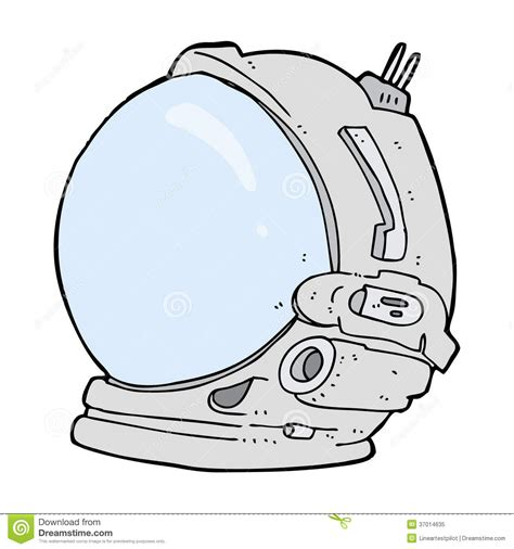 doodle fit space helmet astronaut helmet royalty free stock photo image