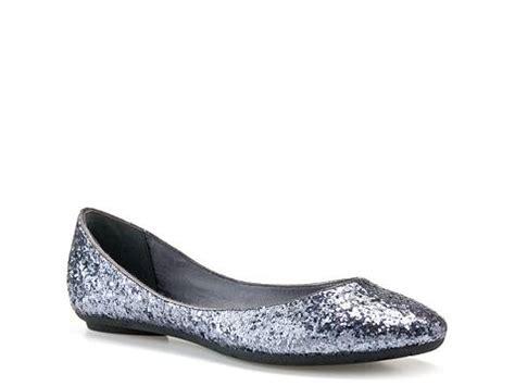 dsw flat shoes sm s heaven chunky glitter flat dsw