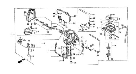 parts for 98 honda 200 fourtrax html wiring diagram and
