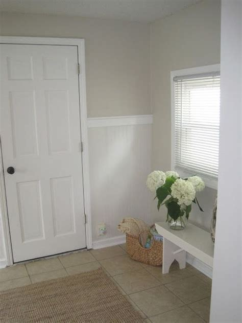 wall paint is sherwin williams canvas it looks like a soft neutral decorated