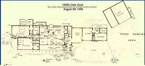 sharon tate house floor plan sharon tate house floor plan