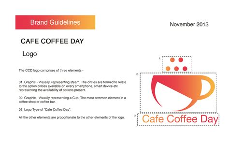 cafe design guidelines cafe coffee day brand and design guidelines johnz art