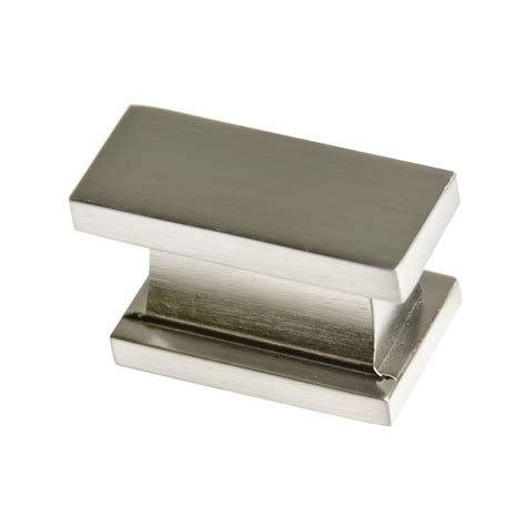southern hills cabinet pulls southern hills satin nickel rectangular cabinet knobs