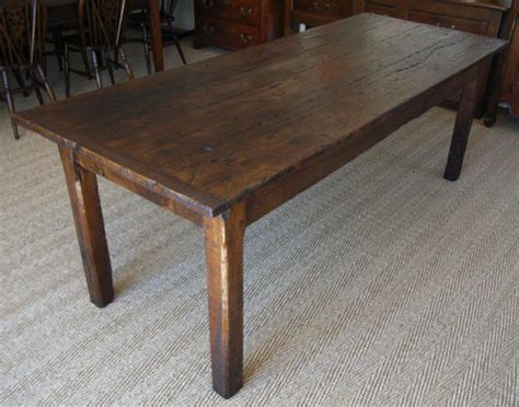 build a rustic dining room table pdf diy plans rustic dining room table download plans to