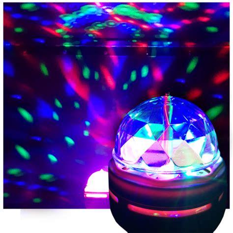 Vei Li L Nebula Led Party Light Bulb V 0299 Low Priced Led Disco Light Bulb