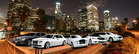 Luxury Limousine by La Luxury Car Service Luxury Limousine Los Angeles La