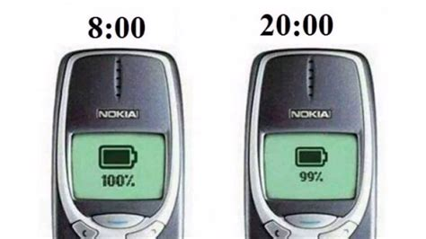 Nokia Meme - the nokia 3310 is making a comeback mobile phones direct