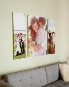 photography wall home decor turn your wedding photos into home decor with these 13