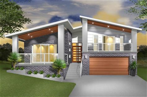Tri Level Floor Plans home designs marksman homes illawarra and southern