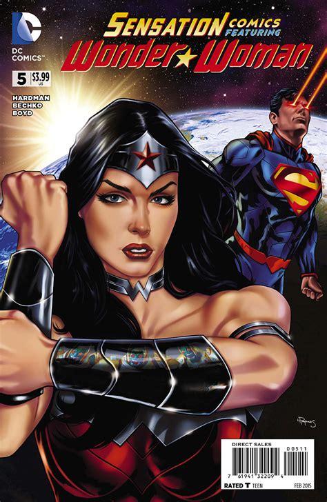 Sensation Comics Featuring Vol 2 Ebook E Book sensation comics featuring 5 233 dition issues v1 2014 ongoing dc comics