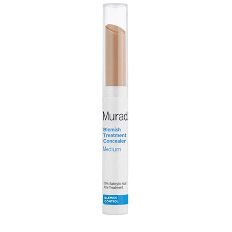 Treats Corrective Concealer Palette Medium murad blemish treatment concealer medium buy mankind