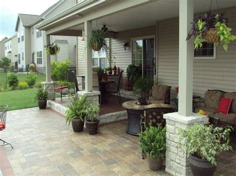 1000 Ideas About Back Porch Designs On