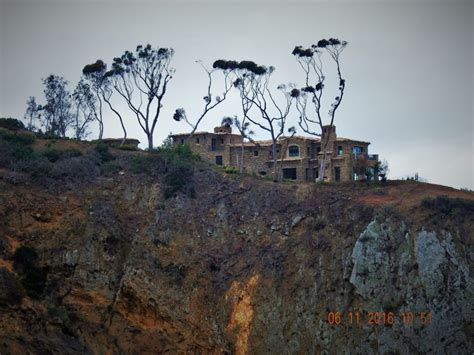 the cliff house laguna pacific coast bicycle route day 54 cycling to