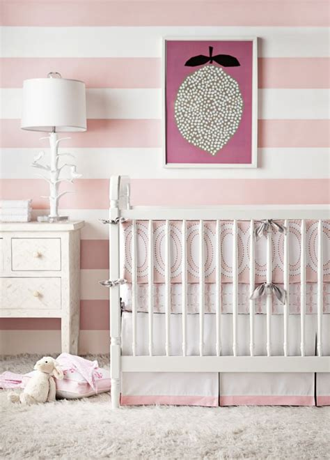 pink and white striped bedroom walls 25 best ideas about pink striped walls on pinterest