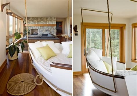 boat home decor 10 antique and vintage boats make stylish home decorations