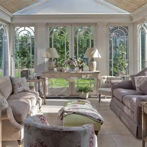 Interior Design For Conservatory Relaxed Conservatory Style Country Conservatory Design