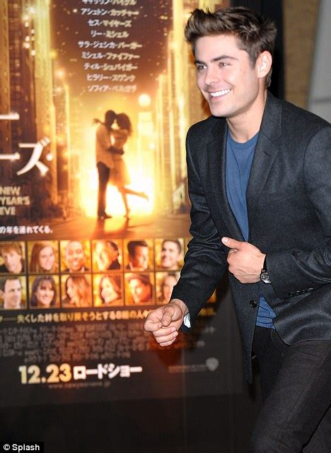 film i promise you zac efron sighting at new years eve tokyo press conference