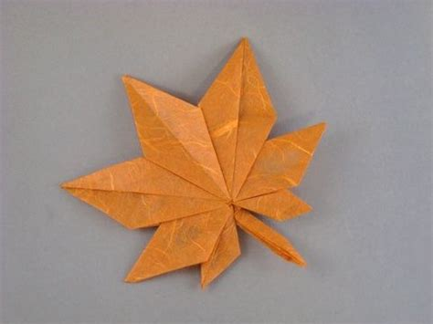 Origami Maple Seed - 15 best images about copper on copper origami