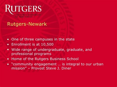 Rutgers Mba Demographic by The Of An Academic Library In Developing An