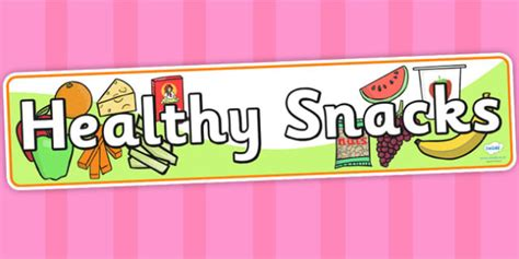 Ideal Bite Banner by Healthy Snack Time Www Pixshark Images Galleries