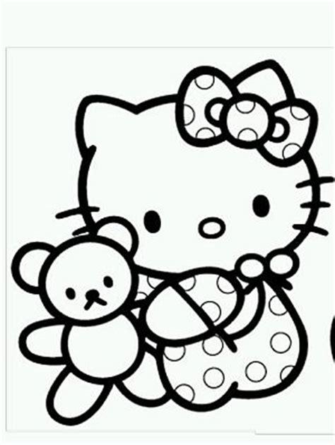 imagenes hello kitty para pintar banco de imagenes y fotos gratis dibujos de hello kitty