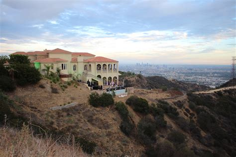 dan bilzerian house address the house at the top of runyon canyon is the marijuana mansion and it s everything and