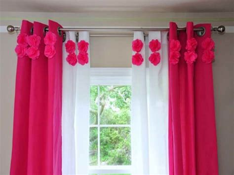 curtain for girl room bedroom white and red cute curtains for girls room cute