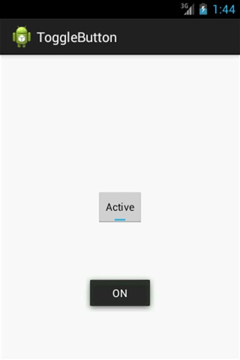 android toggle button android toggle button exle nested if