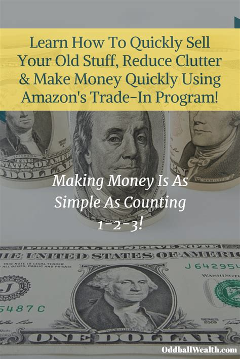 How To Make Money Online Selling Stuff - how to make money online using amazon trade in program