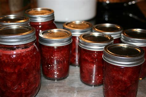 strawberry preserves recipe dishmaps