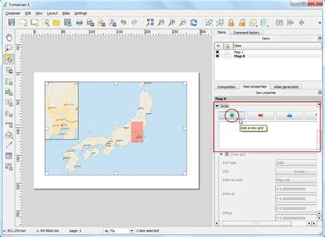 qgis tutorial japan een kaart maken qgis tutorials and tips