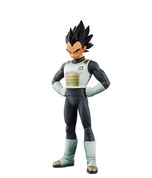 The Figure Collection Vegeta z the figure collection 02 vegeta