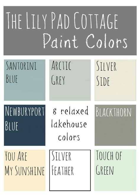 best 25 cottage paint colors ideas on interior paint palettes interior paint