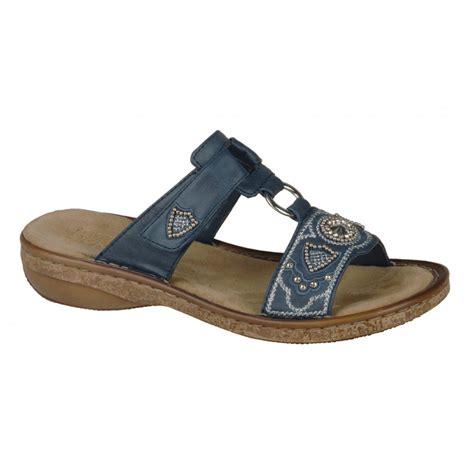 reiker sandals rieker vaduz mule sandal marshall shoes