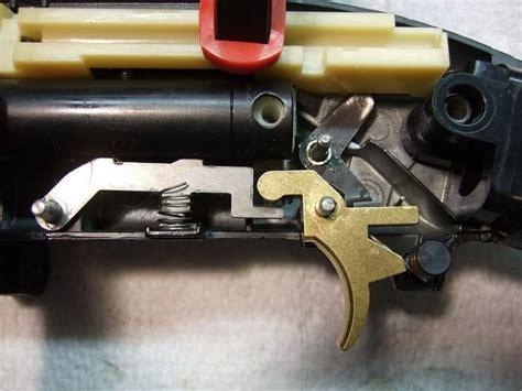 crosman  hair trigger mod armas  brinquedos de madeira