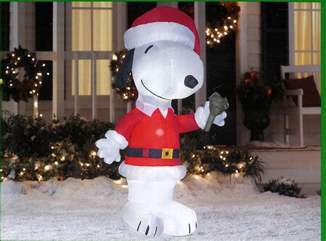 christmas peanuts outdoor inflatables christmas wikii