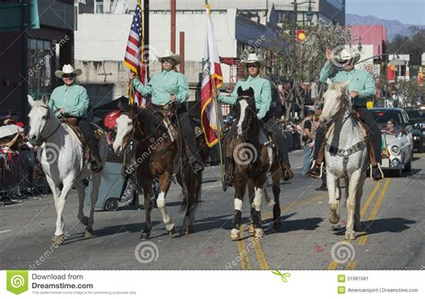 new year parade los angeles 2014 cowboys and 115th golden parade new