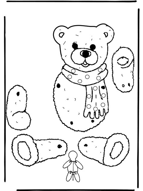 free coloring pages of finger puppet people