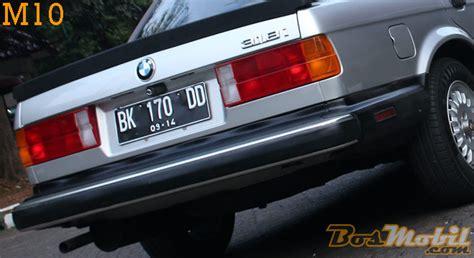 Fogl Untuk Bmw E30 318i Th89 91 bedah ciri fisik bmw e30 318i m10 dengan m40 bimmers