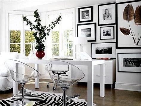 imagenes en blanco y negro para decorar ideas decoraci 243 n blanco y negro para comedores ideas casas