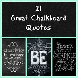 Decorating Ideas With Quotes 21 Great Chalkboard Quotes How Does She