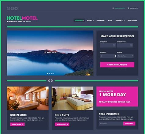 theme hotel for pc templates 4 cip computer consultancy