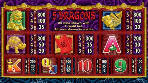 dragons slot machine  play   casino game