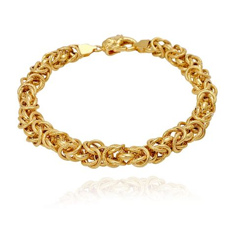 Set Kalung Gelang Rs mens accessories s gold beveled curb chain bracelet