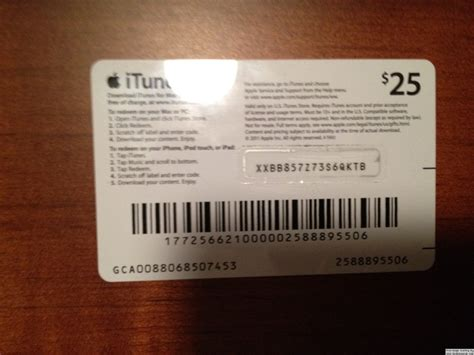 Us Itunes Gift Card Code - image gallery itunes gift card codes