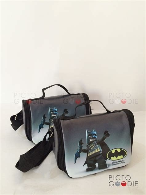 Tas Trolley Anak Bag Ransel Motif Batman tas compartment anak batman theme surabaya pictogoodie