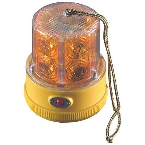 Streetvision Magnetic Battery Operated Safety Light 24 Led