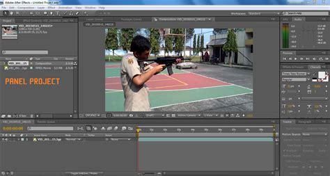 membuat video effect cara membuat efek tembakan api seperti di film action